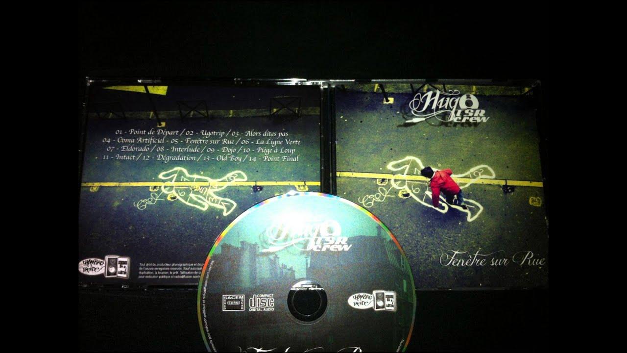 album hugo tsr fenetre sur rue