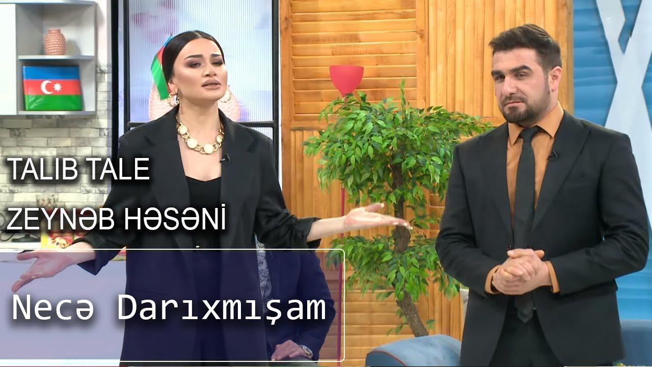 Talıb Tale və Zeynəb Həsəni - Necə Darıxmışam (Birə-Bir)