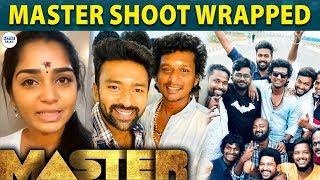 Master Team Emotional - 03-03-2020 Tamil Cinema News