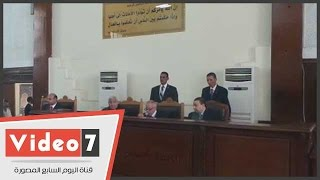 """قاضى """"أجناد مصر"""" يصدر قرارا مهما بعد الاستماع لشهود الإثبات"""