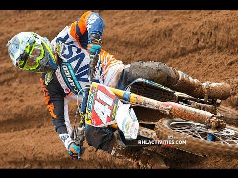 Fast Lap with Apico Husqvarna rider Alexander Brown