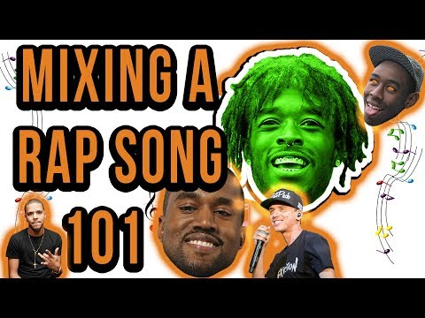 Mixing A Rap Song 101 (Everything You Need To Know)