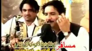 pashto  song che masti we        by  khalid malik