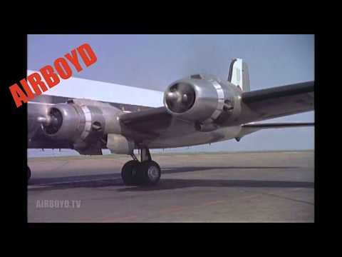 C-54 Skymaster (1956) USAF Douglas DC-4