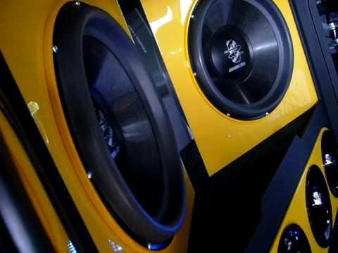 ground zero audio demo car mb vito 2x gzpw18spl extreme. Black Bedroom Furniture Sets. Home Design Ideas
