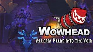 Alleria Peers into the Void