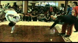 Lo Mejor Beat Style La Conexion Batalla BBOys Hill & Baby Vs Gato & Kodacho 2013