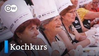 Kochkurs mit 1000 Teilnehmern  Euromaxx