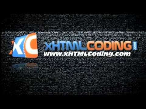 PSD to xHTML by xHTMLcoding.com