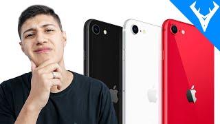 OFICIAL! IPhone SE 2020 o mais BARATO da APPLE! Mas a aparência....