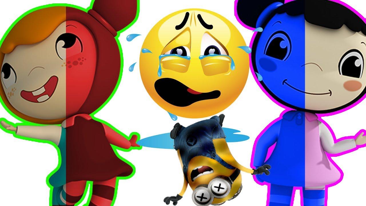 Canım Kardeşim Mine Ve Müge Boyama Oyunu 2 Trt çocuk çizgi Filmi