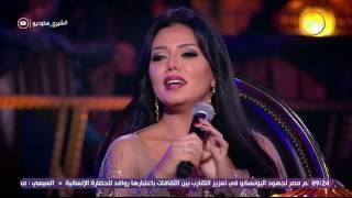 شيري ستوديو - النجمة / رانيا يوسف .. أنا مدخلتش الوسط الفني كمحترفة أنا كنت عارضة أزياء