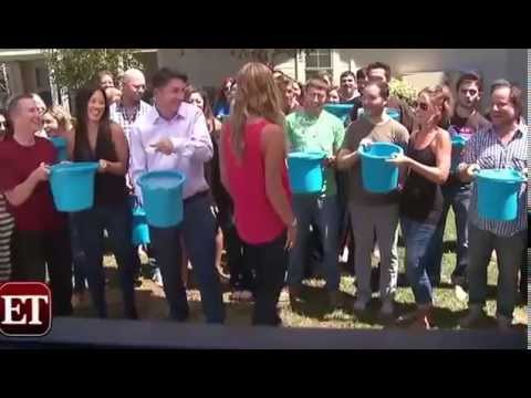 Nancy O'Dell Takes The ALS Awareness Ice Bucket Challenge!hq