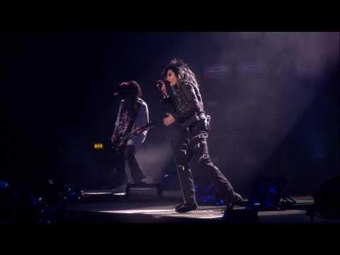 Tokio Hotel - Monsoon (MTV EMA Munich Germany 2007) HD 1080i + Lyrics