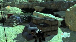 Metal Gear Solid V: The Phantom Pain PC Gameplay Video - 1080p 60fps Max Settings