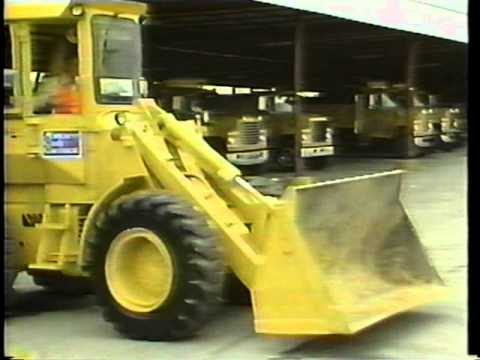 Operator Daily Maintenance of Front End Loaders