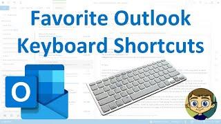 Favorite Microsoft Outlook Keyboard Shortcuts