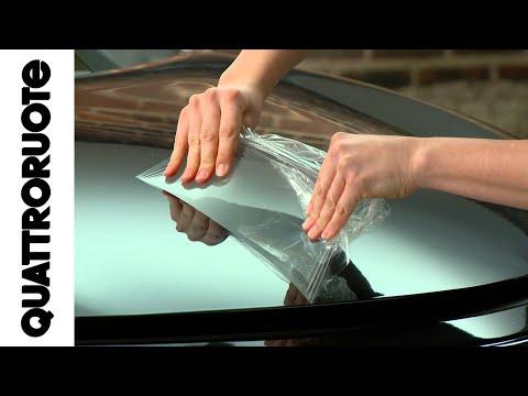 Pellicola Protezione Vernice Paraurti Trasparente Hyundai ix35 Facelift dal 2013