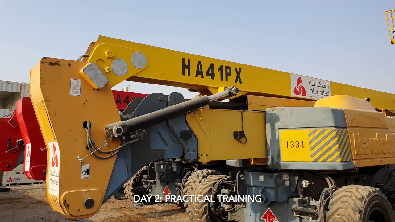 Haulotte · TRAINING KUWAIT · EN