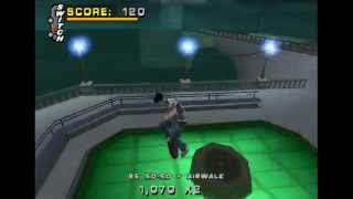 Rarities In Gaming: Episode 1 - Tony Hawk's Pro Skater 4 (PS1)