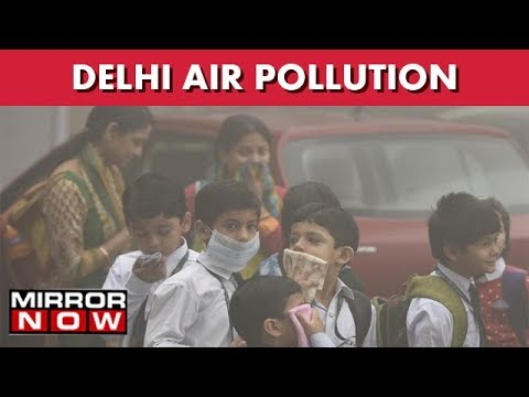 Delhi Choking: NGT Directs Environment Ministry To Tackle The Pollution