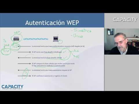 Seguridad en redes IEEE 802.11 1/2