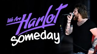 "We Are Harlot - ""Someday"" LIVE! Aftershock 2014"