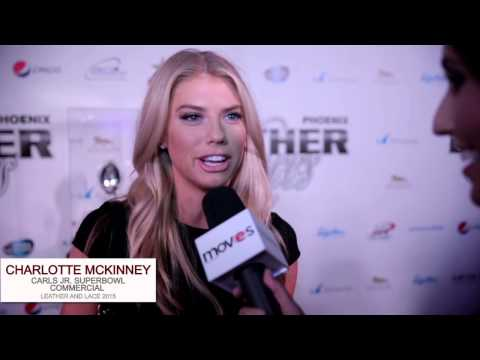 Moves Interview with Charlotte McKinney