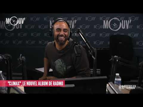 Youtube: MOUV RADIO parle de CLIMAX l'album de RADMO dans l'émission AFTER RAP