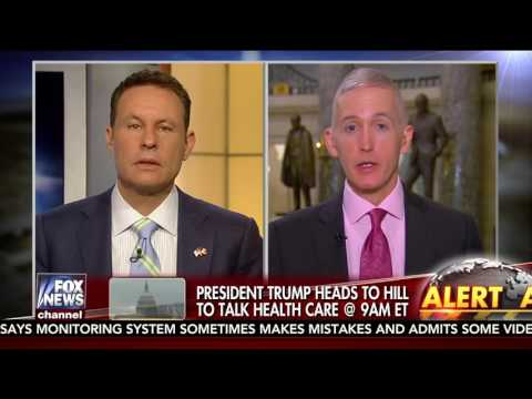 Rep. Gowdy with Brian Kilmeade