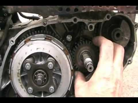 SOLVED: 1985 Honda XR 250 R replace timing chain - Fixya