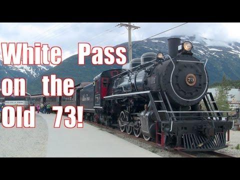 White Pass & Yukon Route Railway - Skagway, Alaska