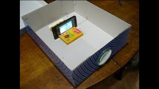 проектор своими руками из смартфона планшета, ноутбука