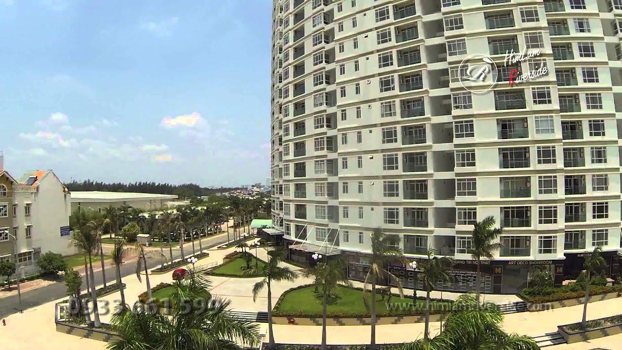 Dự án Căn hộ cao cấp Him Lam Riverside Quận 7 từ một góc nhìn khác