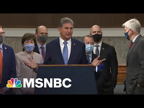 What's Next After Manchin 'No' On Voting Bill | MSNBC