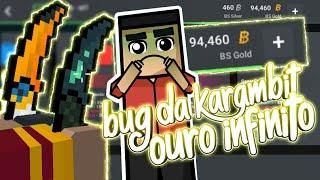 Block Strike - Bugs Da Karambit, Ouro Infinito | Coisa que só NOOB faz? | Minha Opinião...