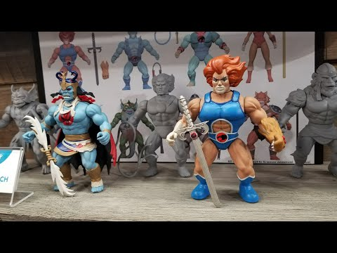 ThunderCats Funko Savage World Action Figures And More Revealed at Toy Fair 2018!