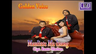 JONAR SITUMORANG, PUTRI.S FEAT ARVINDO.S - MAULIATE MA INANG [Official Music Video CMD Record]