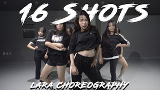[순천댄스학원 TDSTUDIO]  Stefflon Don - 16 Shots  / LARA CHOREOGRAPHY (GirlsHiphop)