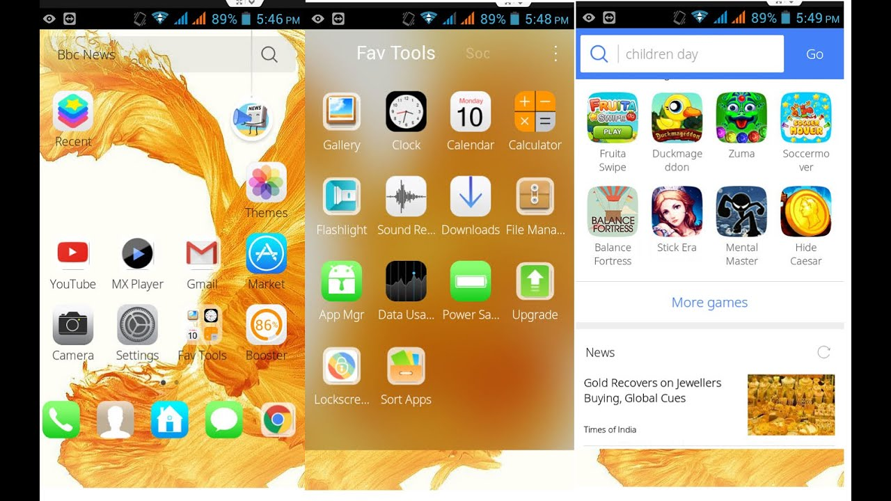 Best theme for android phone tablet new fresh os theme youtube voltagebd Choice Image