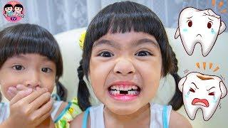 หนูยิ้มหนูแย้ม   ถอนฟัน Kid Tooth Extraction