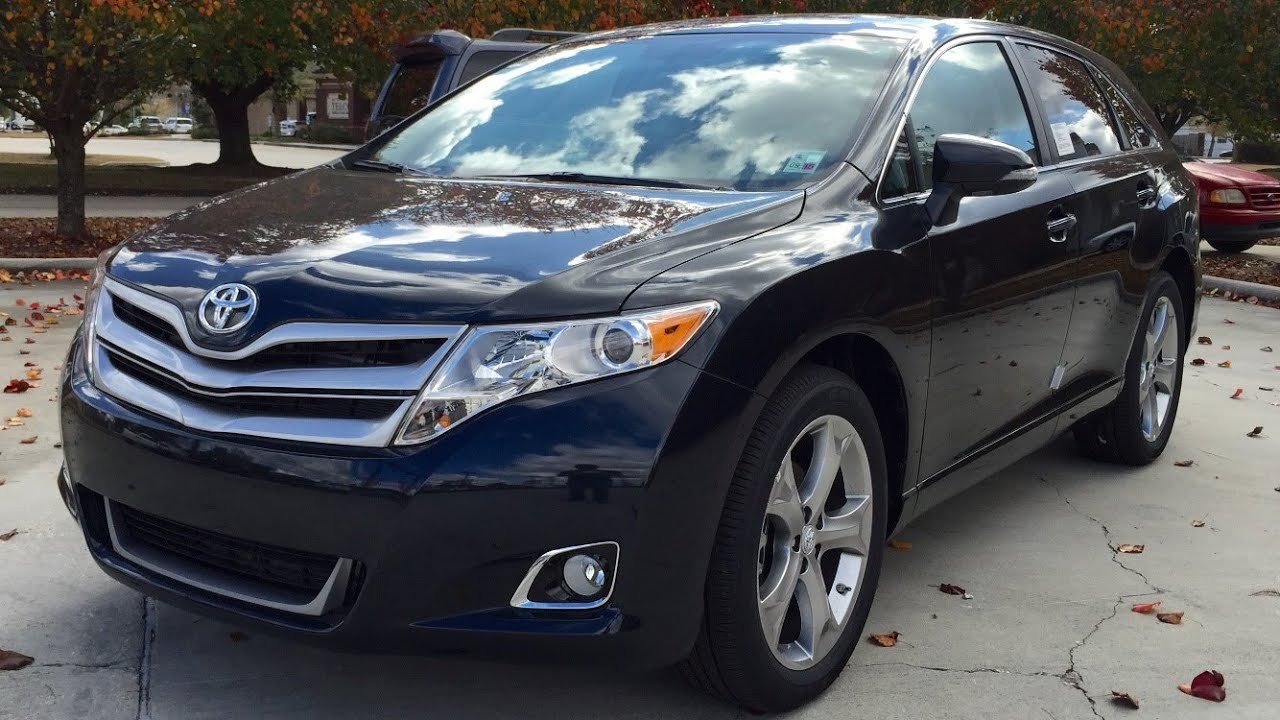 2015 Toyota Venza Xle Full Review Start Up Interior