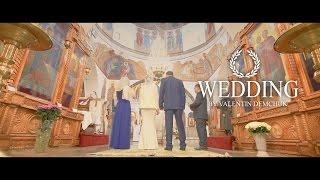 Очень Красивый Обряд Венчания в Церкви, Сборы Молодых