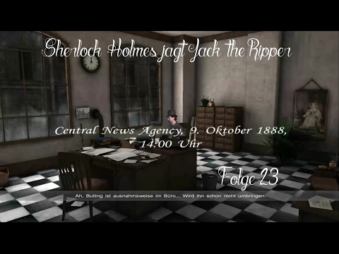 [Ger] Sherlock Holmes jagt Jack the Ripper: Die Central News Agency #023