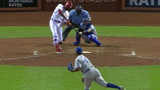 8/10/17: Fowler's five RBIs leads Cards past Royals