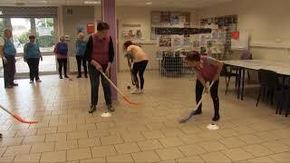 L'espace senior s'adapte aux contraintes sanitaires. (2)
