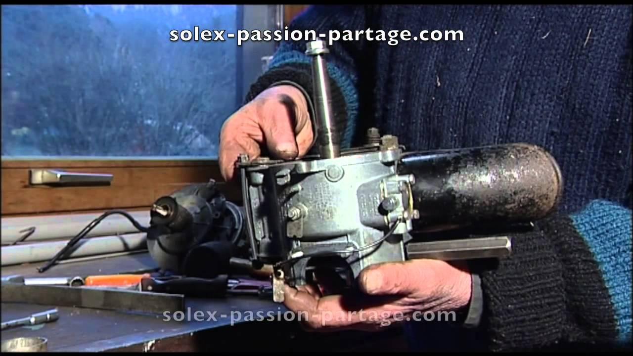 remontage moteur solex 1700