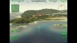 Zagrajmy w Comanche 4 misja 1 Spokojne Wody