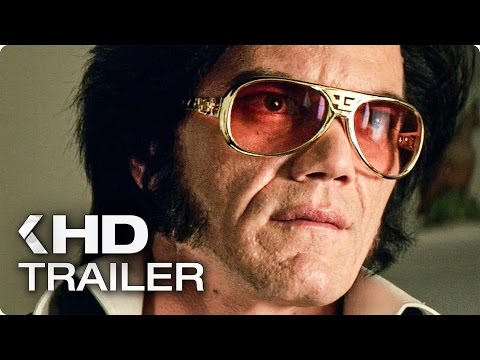 ELVIS & NIXON Trailer German Deutsch (2016)