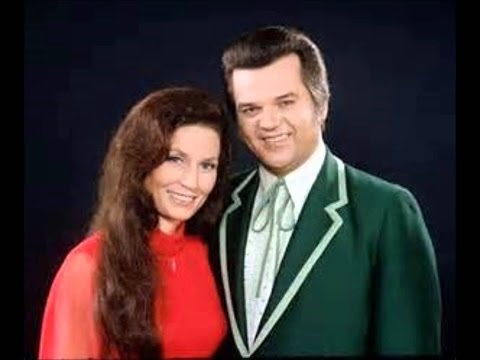 Conway Twitty & Loretta Lynn   After The Fire Is Gone 1